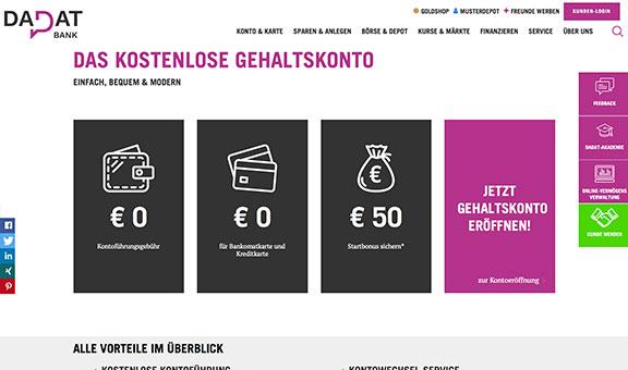 Gratis Konto Eröffnen Online Banking In österreich